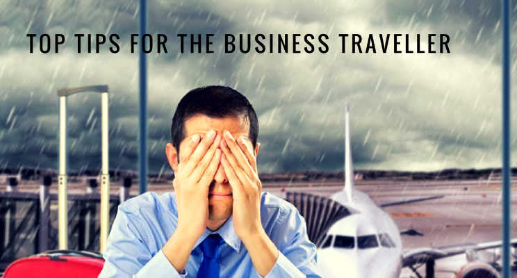 An article by Ian Graham of Swayed Greyhound highlighting some top tips for the business traveller